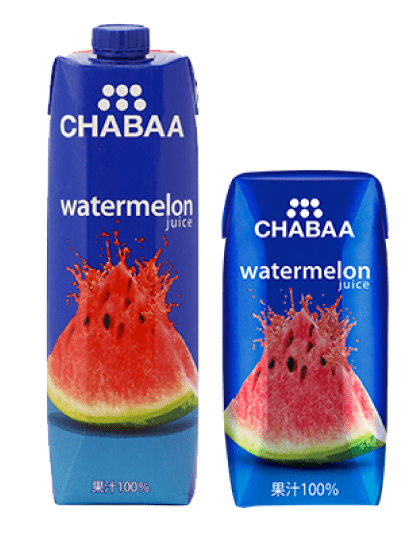 チャバウォーターメロンジュース